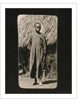 Kamante Gatura as a boy, c. 1920.