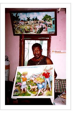 Benjamin Nicholas (Dangriga, Belize) 1999