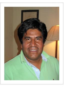 Enrique Flores - Oaxaca, 2010 (Photograph © Anthony Hart Fisher)