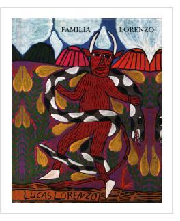 Familia Lorenzo book.