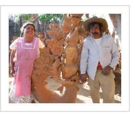 José Garcia Antonio (photo courtesy of Friends of Oaxacan Folk Art)