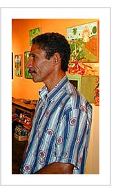 Roberto Torres Lameda at Indigo Arts Gallery - Philadelphia, Oct. 2002