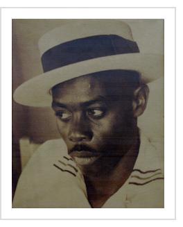 Préfète Duffaut (Photo from Musée d'Art Haitien)