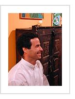 Luis Rodriguez at Indigo Arts Gallery Philadelphia, October, 2002