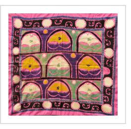 Uzbeki Textile Artists