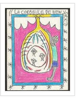 La Corbeille de New York  (The New York Trash)