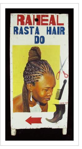 RAHEAL RASTA HAIR DO - Hair Sign