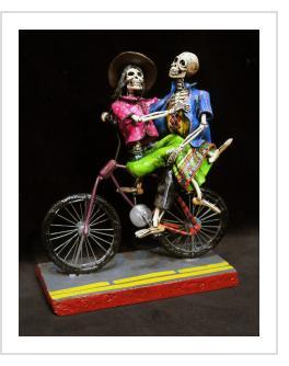 Bike Ride of the Dead