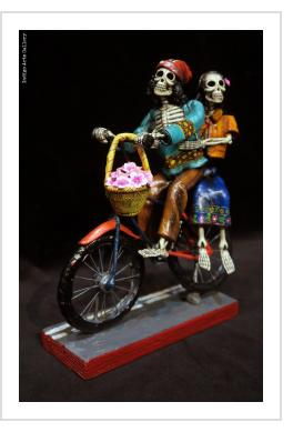 Bike Ride of the Dead - Claudio Jimenez Quispé (Peru)