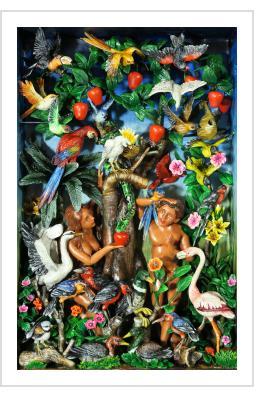 Garden of Eden - Claudio Jimenez Quispé (Peru)