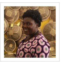 Nambya artist Evah Mudenda
