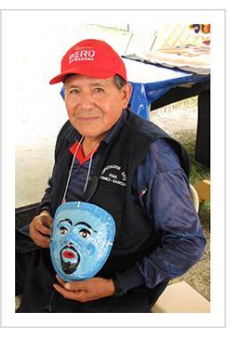 Nilo Prado Mayorga. July, 2015 (Photograph © Anthony Hart Fisher 2015)
