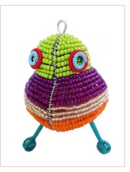 Beaded Creature Ornaments from South Africa