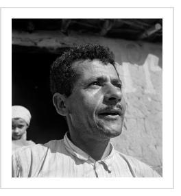 Mestre Vitalino, Caruaru, Pernambuco, 1947. Photo: PIERRE VERGER