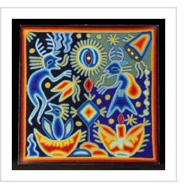Ritual de las Ofrendas - Rogelio Diaz M. (Huichol -Mexico)