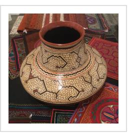 Andes/Amazon:  Two Worlds in Peruvian Folk Art