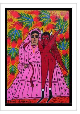 La Novia del Diablo - Jesus Lorenzo (Mexico)