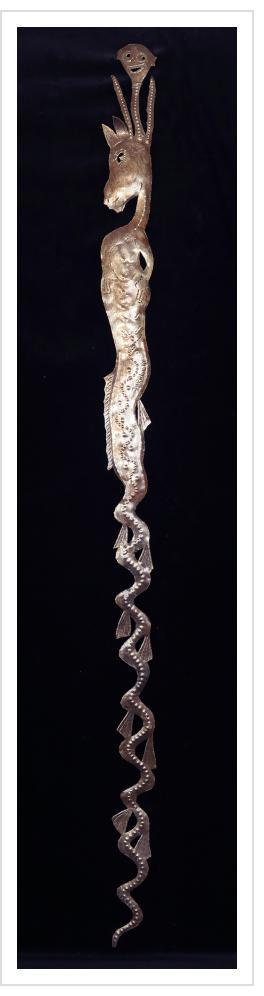 Sea-Horse Spirit Sculpture