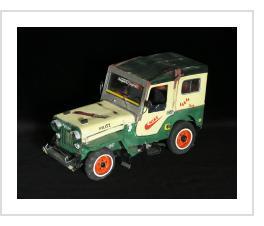 Jeep CJ Taxi - Leandro Gomez Quintero (Cuba)