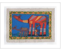 Nursing Camel