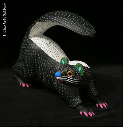 El Zorillo (Skunk)