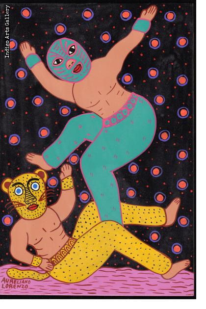 Dos Luchadores