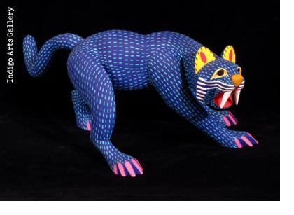 Blue Jaguar