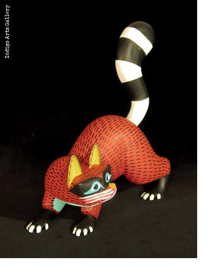Red Racoon