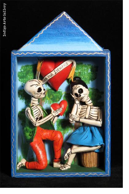 Amor por Siempre (the proposal) Retablo
