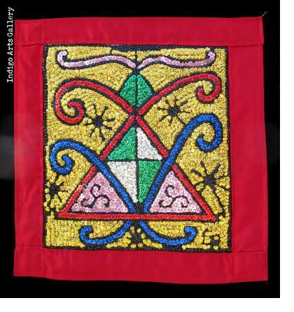 Ayizan - Vodou Flag