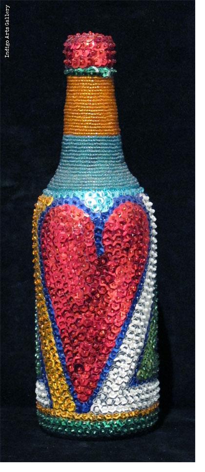 Erzulie Freda Vodou Bottle