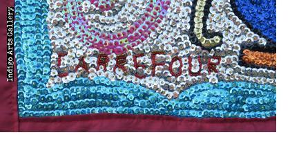Carrefour - Vodou Flag