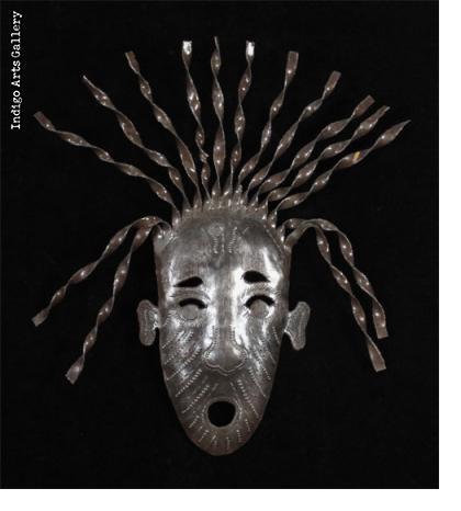 Rasta Mask 1