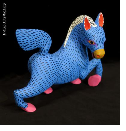 Caballito (Blue Pony)