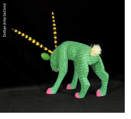 Chivo Verde (green goat)