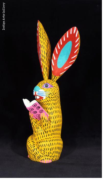 Conejo Leyendo (Reading Rabbit)