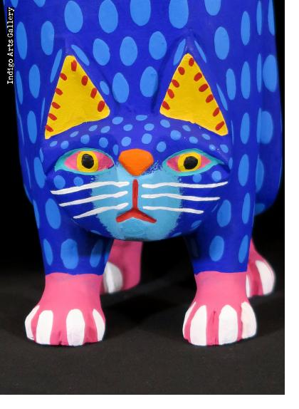 Gato Azul (blue cat)