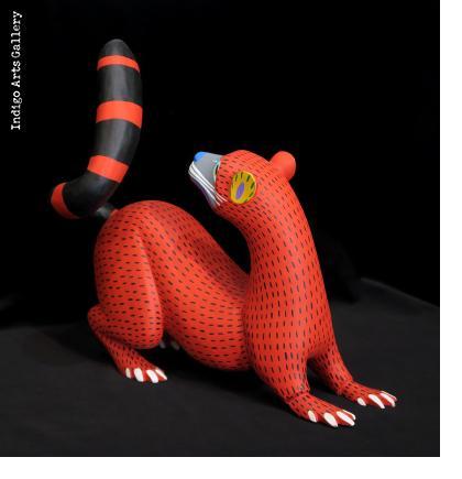 Nutria Roja (Red Otter)