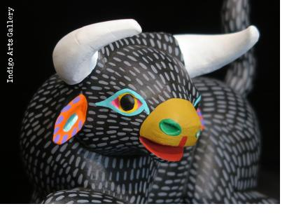 Torito (little black bull)