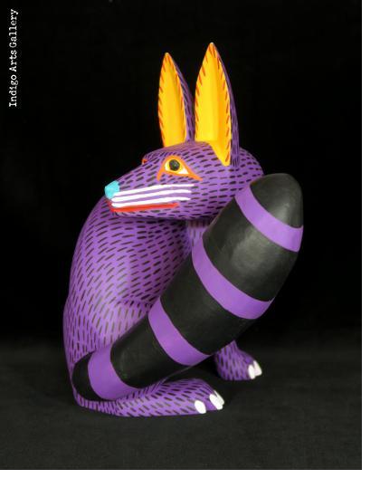Zorro Morado (Purple fox)