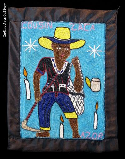 Cousin Zaca - Vodou Flag