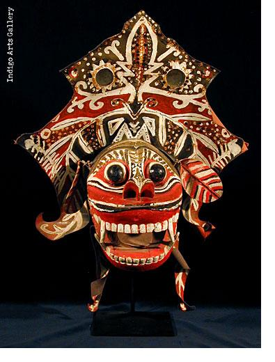Antique Barong Mask