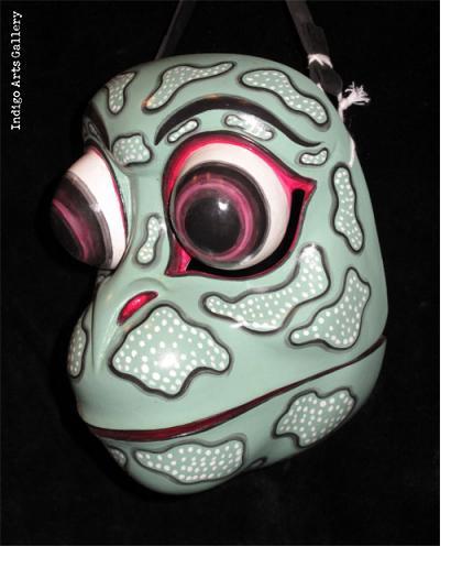 Godogan (Frog prince) Mask