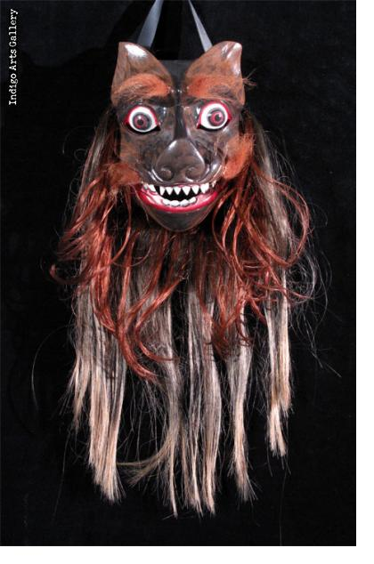 Dog Mask, Bali