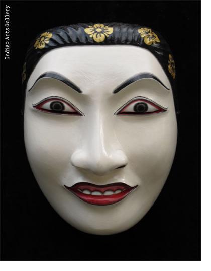 Telek Mask, Bali