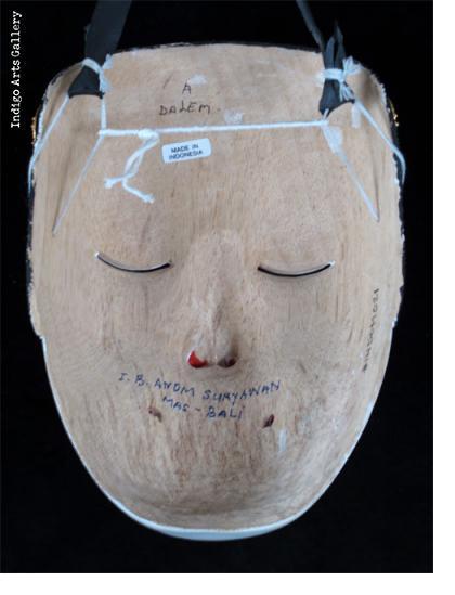 Dalem Mask