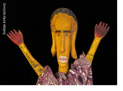 Bamana Rod-Puppet