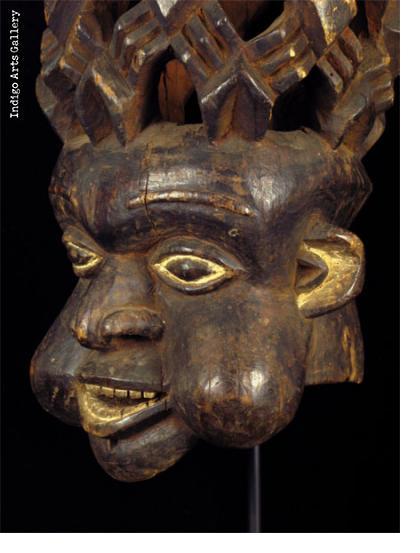 Bamum Mask