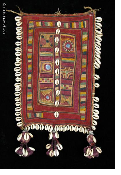 Banjara Woman's Headpiece
