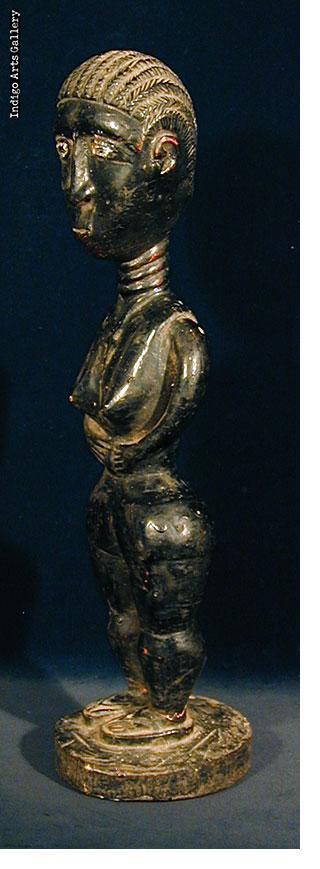 Baule Colon Spirit Figure